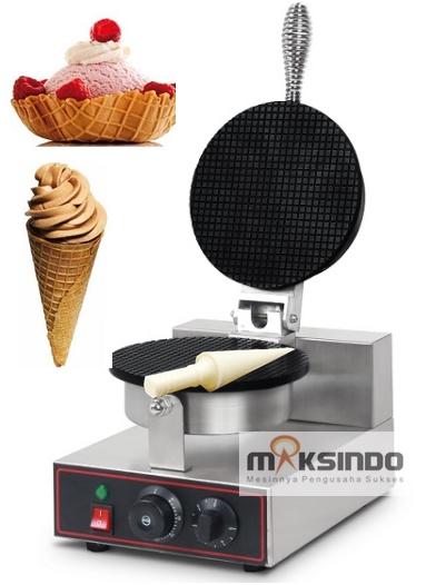 Mesin Pembuat Cone Ice Cream (Cone Baker) 2 tokomesin solo