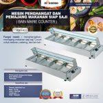 Jual Bain Marie Counter (Mesin Penghangat dan Pemajang Makanan Siap Saji) – TABLE di Solo