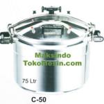 Jual Panci Presto Alumunium 7 -135 Liter di Solo