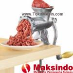 Jual Alat Giling Daging Manual (Iron) di Solo