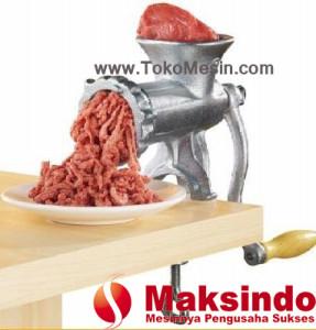 mesin giling daging manual 3 tokomesin solo