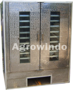 mesin oven pengering serbaguna (stainless-gas) 5 tokomesin solo