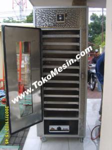 mesin oven pengering serbaguna (stainless-gas) 8 tokomesin solo