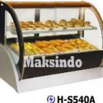 Jual Mesin Pastry Warmer (Hot Showcase) Penyaji Roti di Solo