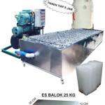 Jual Mesin Pembuat Es Balok (ice block machine) di Solo