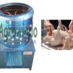 Jual Mesin Pencabut Bulu Ayam dan Unggas di Solo