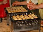 Jual Mesin Takoyaki Gas (28 Lubang) di Solo