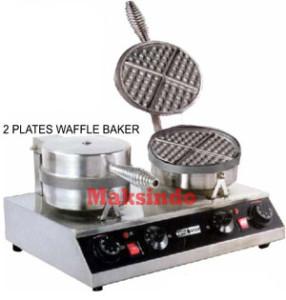 mesin waffle iron2 tokomesinsolo