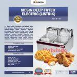 Jual Mesin Deep Fryer (Listrik) – Penggoreng Serbaguna di Solo