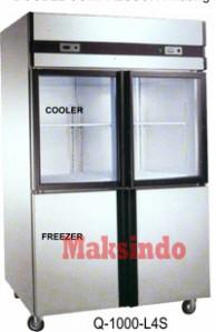 mesin combi cooler freezer 2 tokomesin solo