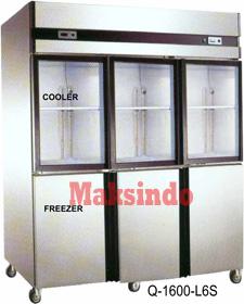 mesin combi cooler freezer 3 tokomesin solo