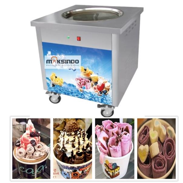 mesin fry ice cream 7 tokomesin blitar