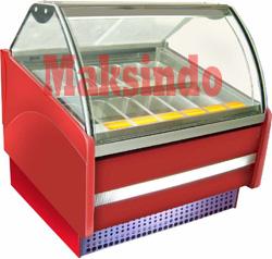 mesin gelato showcase 2 blitar solo