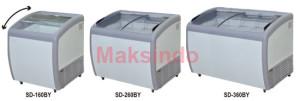 mesin sliding curve glass freezer 3 tokomesin solo
