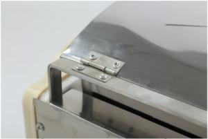 Mesin Dough Mixer Mini 2 kg - DMIX-002 4 tokomesin solo
