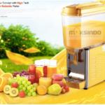 Jual Mesin Juice Dispenser 1 Tabung 15 Liter – DSP-15×1 di Solo