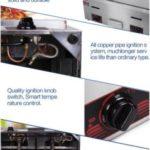 Jual Mesin Pemanggang Griddle (Gas) – GG720 di Solo