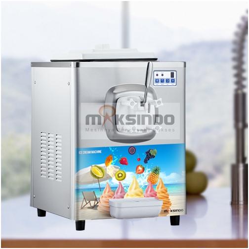 Mesin Soft Ice Cream 1 Kran (Italia Compressor) 1 tokomesin solo