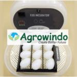 Jual Mesin Tetas Telur 12 Butir Otomatis – AGR-TT12 di Solo