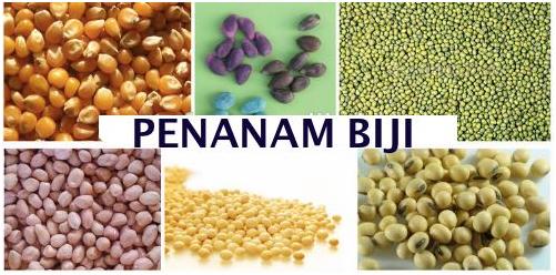Alat Penamam Biji Tanaman (jagung, Kedelai, Kacang, dll) 1 tokomesin solo