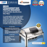 Jual Chafing Dish Oblong Roll Top – 9 Liter – MKSPM23 di Solo