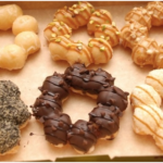 Jual Mesin Pembuat Donut Bentuk Flower (listrik) di Solo