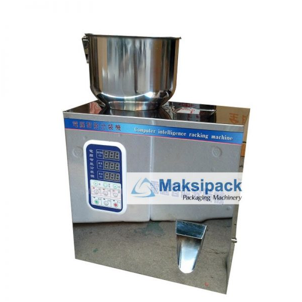 Mesin Filling Tepung (Powder) dan Granule (Butir Biji) 1 tokomesin solo