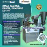 Jual Cetak Samosa, Pastel, Dumpling (CDS-60) di Solo