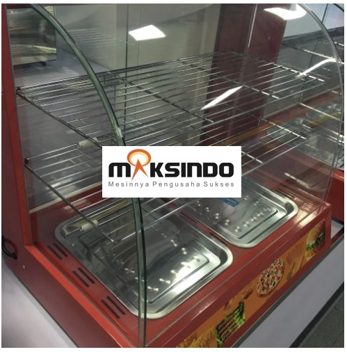 Mesin Diplay Warmer (MKS-2W) 5 tokomesin solo