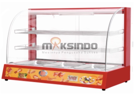 Mesin Diplay Warmer (MKS-3W) 1 tokomesin solo