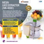 Jual Mesin Juice Extractor (MK-2000) di Solo