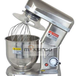 Jual Mesin Mixer Planetary 10 Liter Stainless (SSP-10) di Solo