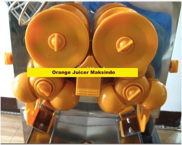 Mesin Pemeras Jeruk Otomatis (ORG-20) 2 tokomesin solo