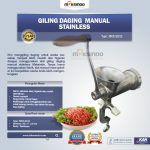 Jual Giling Daging Manual Stainless MKS-SG10 di Solo