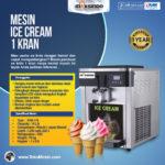 Jual Mesin Dough Mixer 5 kg (MKS-DG05) di Solo