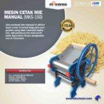 Jual Cetak Mie Manual Untuk Usaha (MKS-150) di Solo
