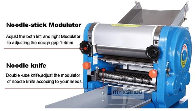 Mesin Cetak Mie Industrial (MKS-300) 4 tokomesin solo