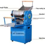 Jual Mesin Cetak Mie Industrial (MKS-300) di Solo