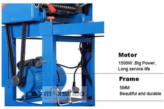 Mesin Cetak Mie Industrial (MKS-500) 6 tokomesin solo