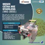 Jual Mesin Cetak Mie Stainless (MKS-180SS) di Solo
