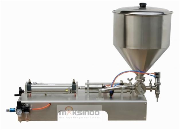 Mesin Filling Cairan dan Pasta - MSP-FL300 1 tokomesin solo