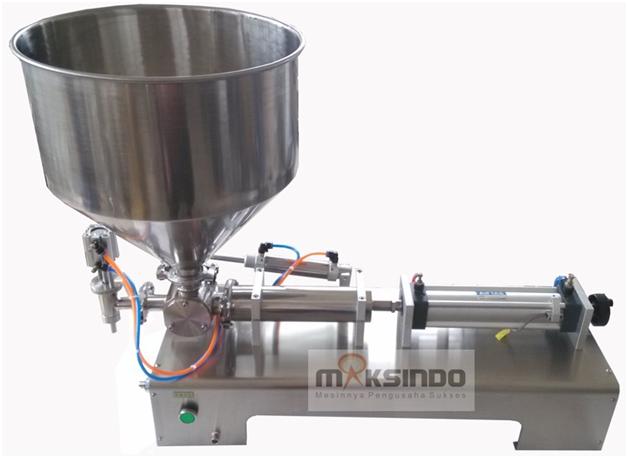 Mesin Filling Cairan dan Pasta - MSP-FL300 2 tokomesin solo