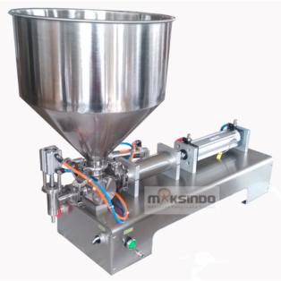 Jual Mesin Filling Cairan dan Pasta – MSP-FL300 di Solo