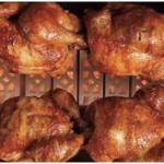 Jual Pemanggang Ayam Gas Rotisseries HORIZONTAL di Solo