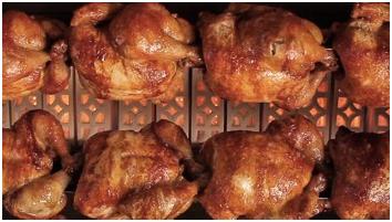 Pemanggang Ayam Gas Rotisseries HORIZONTAL 1 tokomesin solo