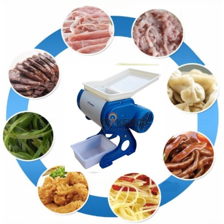 Meat Slicer Pengiris Daging - MKS-70 1 tokomesin solo