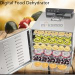 Jual Mesin Food Dehydrator 6 Rak (FDH6) di Solo