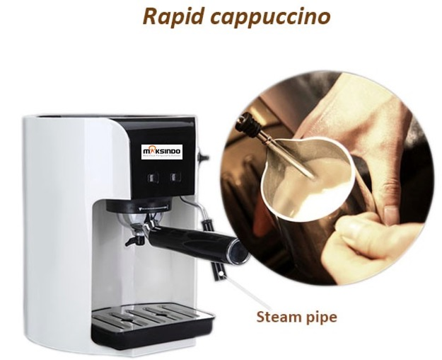 Mesin Kopi Espresso Semi Auto - MKP50 1 tokomesin solo