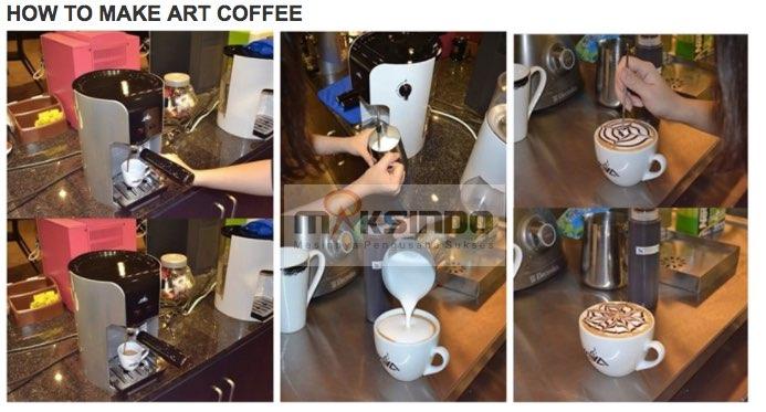 Mesin Kopi Espresso Semi Auto - MKP50 9 tokomesin solo