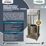 Jual Mesin Kopi Espresso Semi Auto – MKP50 di Solo